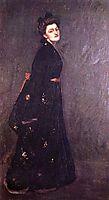 The Black Kimono, 1903, chase