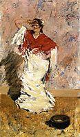 Dancing Girl, 1881, chase
