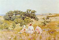 The Fairy Tale, 1892, chase