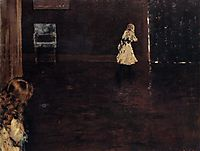 Hide and Seek, 1888, chase