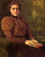 A Lady in Brown, 18, chase