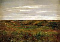 Landscape: A Shinnecock Vale, 1895, chase