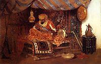 The Moorish Warrior, 1878, chase