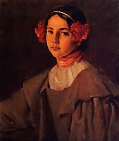 My Daughter Alice, 1898-1899, chase