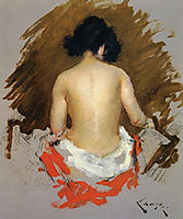 Nude, 1888, chase