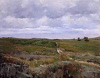 Over the Hills and Far Away, 1897, chase
