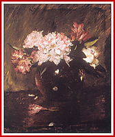 Peonies, chase