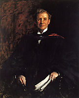 Portrait of President William Waugh Smith, 1907, chase