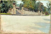 Prospect Park, Brooklyn, c.1889, chase