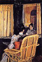 Reflection, 1893, chase