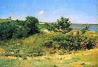 Shinnecock Hills, Peconic Bay, c.1902, chase