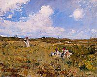 Shinnecock Landscape, 18, chase