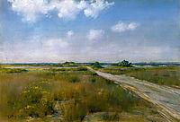 Shinnecock Landscape, c.1895, chase