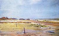 Shore Scene, c.1886, chase