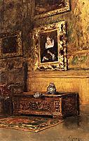 Studio Interior, c.1879, chase