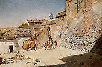 Sunny Spain, 1882, chase