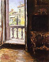 Venetian Balcony, 1913, chase