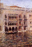 Venice, 1913, chase