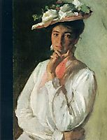Woman in White, chase