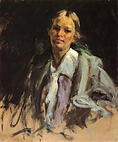 Young Girl, 1900, chase