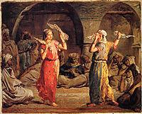 Danseuses mauresques, 1849, chasseriau
