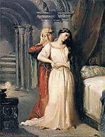 Desdemona, 1849, chasseriau