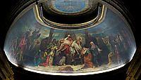 La Descente de croix , 1855, chasseriau