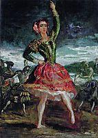La Petra Camara , 1854, chasseriau