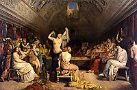 The Tepidarium, 1853, chasseriau
