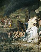 Bellum, War, chavannes