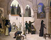 Christian Inspiration, 1888, chavannes