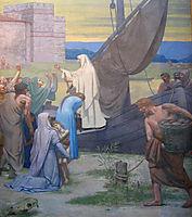 Life of St. Genevieve, chavannes