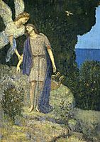 Orpheus, chavannes