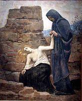 Pity, 1887, chavannes