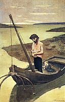 The Poor Fisherman, chavannes