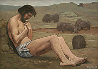 The Prodigal Son , 1872, chavannes