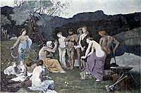 The Rest, chavannes