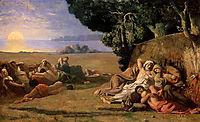 Sleeping, chavannes