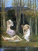 Summer, 1891, chavannes