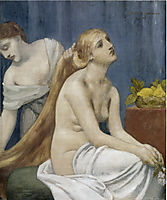 The Toilette, chavannes