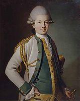 Alexander Mordvinov, 1771, christineck