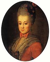 Natalia Ozerova, c.1770, christineck
