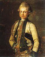 Nikolai Mordvinov, 1771, christineck