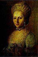 Portrait of Agrafena Ribeaupierre, c.1770, christineck
