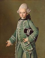 Portrait of Alexey Bobrinsky as a Child, 1769, christineck