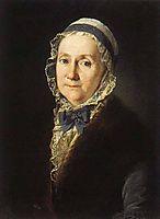Teresa Schnee, 1777, christineck