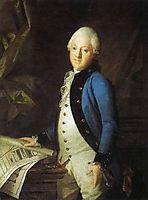 Yuri Matveevich Veldten, 1786, christineck