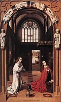 The Annunciation, 1452, christus