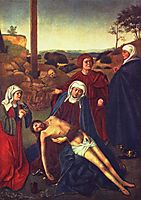 The Lamentation , christus