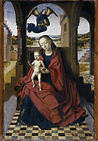 Madonna with the Child, 1460, christus